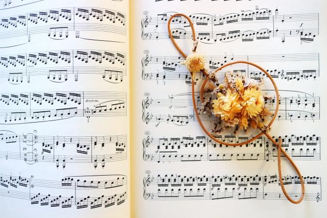 エレガンテピアノ教室♪今日の楽譜♪のイメージ